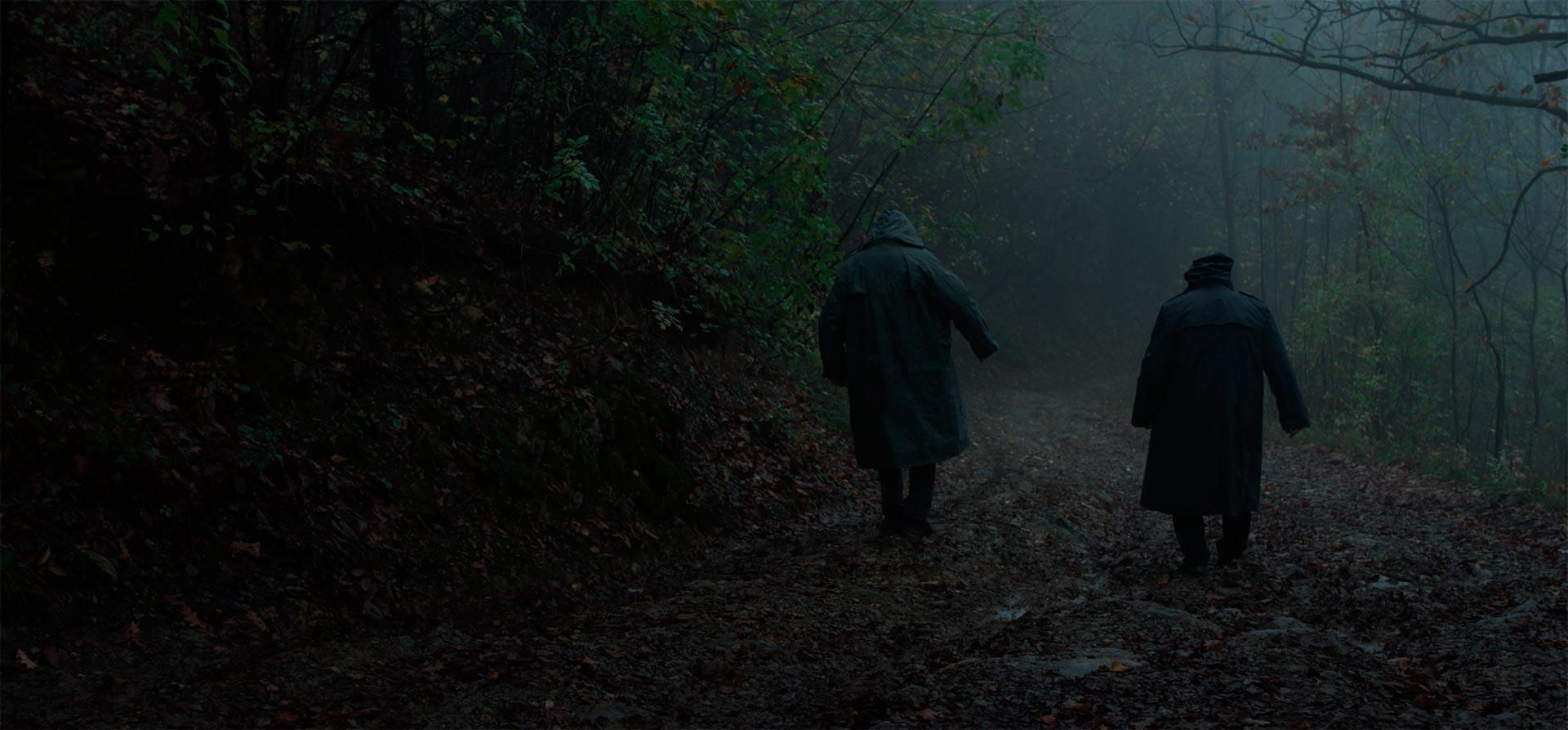кадр из кинофильма «Брат Дэян»